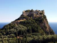 Angelokastro, a Byzantine castle in the middle of Corfu - HireCorfu.com