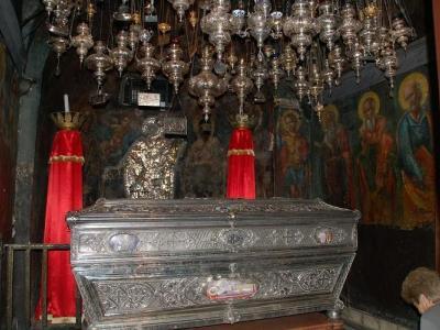 Saint Spyridon, the protector of Corfu - HireCorfu.com
