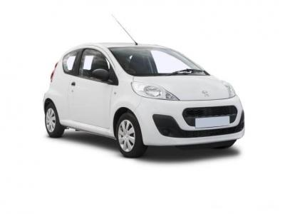 Value Plus Car Rental - Hire/Rent a car in Corfu - Peugeot 107 - HireCorfu.com